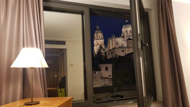 habitación hotel san polo salamanca