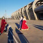 reyes magos virgen del camin0 2020