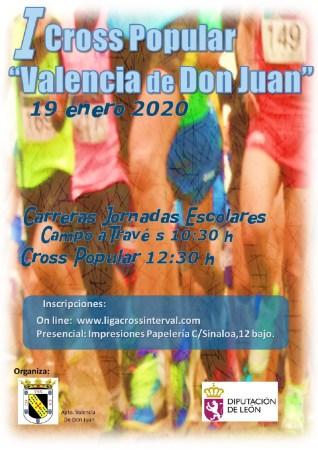 I Cross Popular valencia de don juan