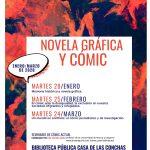 novela gráfica y cómic actual salamanca