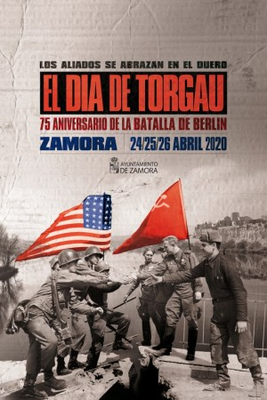 Cartel Día de Torgau