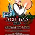 cártel encuentro provincial de águedas zamora 2020