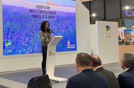 consejo comarcal del bierzo en fitur 2020