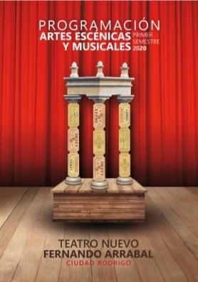 programación teatro nuevo fernándo arrabal ciudad rodrigo