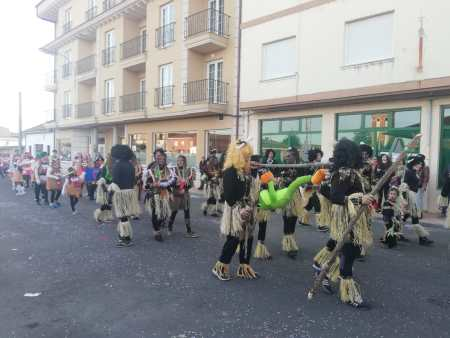 carnavales santa maría del páramo