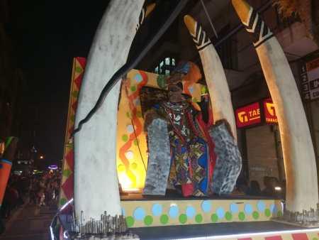 carnaval zamora