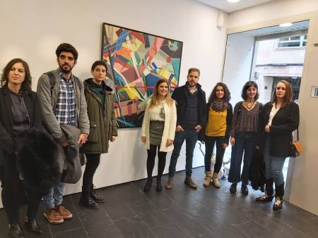 Muestra de Artes Plásticas. Jóvenes Artistas de Castilla y León Premiados y Seleccionados en el año 2018