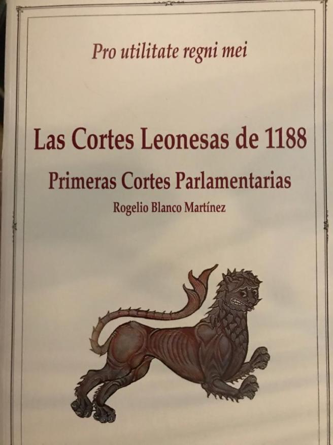 las cortes leonesas 1188