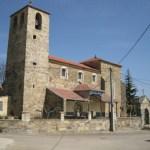 iglesia parroquial de riego de la vega