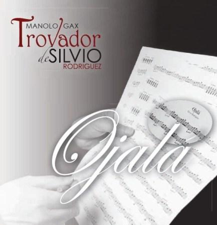 Manolo Gax cantará a Silvio Rodríguez