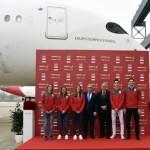 12 de febrero de 2020 Iberia, orgulloso patrocinador del Comité Olímpico Español