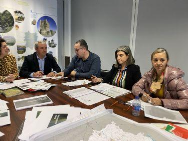 Diputación de Zamora y la CIM Tras os Montes