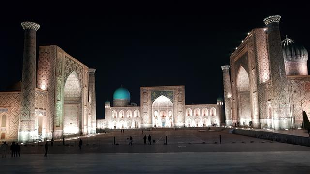 uzbekistan samarcanda  OPEN