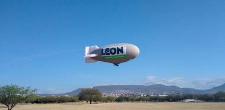 dirigible leon mx