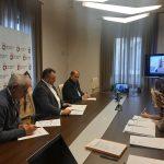 La Diputación de León y la Cámara de Bragança celebran videoconferencia