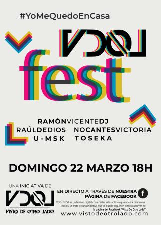 CARTEL festival digital VDOL Fest