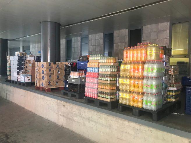 Operativo hostelería de León contagiada de solidaridad