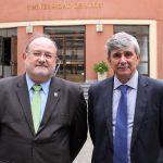 Juan Gómez Colomer y Juan Francisco García Marín