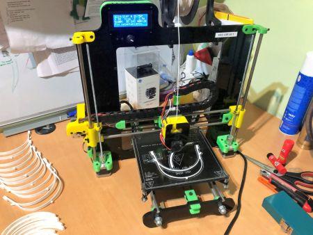 Impresión 3D de la ULE