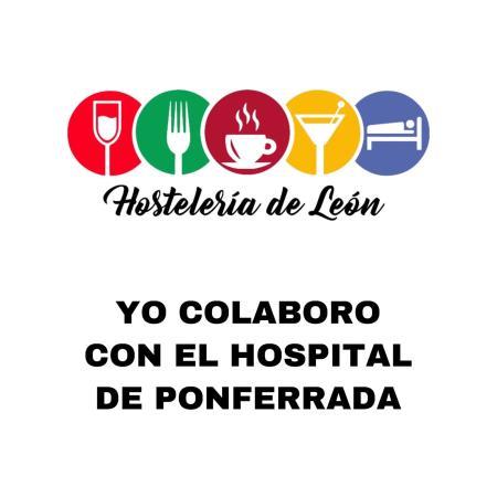YO COLABORO CON EL HOSPITAL DE PONFERRADA