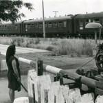 muestra de fotos sobre el papel de la Mujer en el Ferrocarril