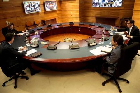 Consejo de Ministros: Pedro Sánchez