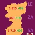 DATOS COVID 19 EN LA REGION LEONESA COVID 19 A 6 DE ABRIL 2020