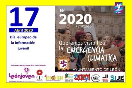 día de la información juvenil 2020