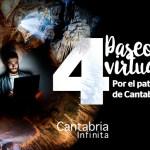4 paseos virtuales para conocer el patrimonio de Cantabria