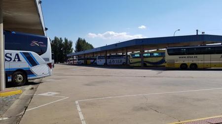 Estación bus león