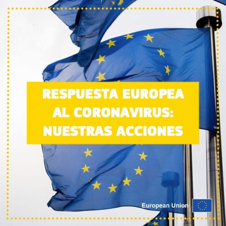 covid-19 rescue unión europea
