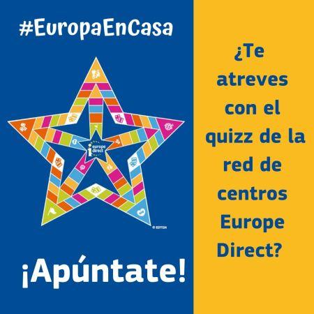 #EuropaEnCasa