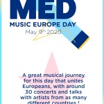 med music europe day may 9th 2020