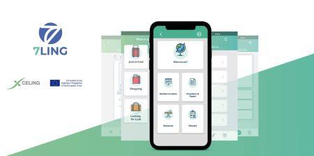 7Ling, una innovadora app de idiomas multilingüe