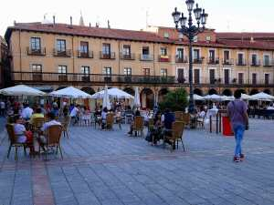 plaza mayor desescalada