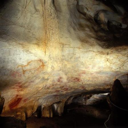 Cueva del Castillo. PuenTe Viesgo, Cantabria. CARP (Copy)
