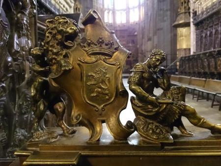 verja catedral de león