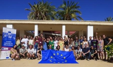 cuerpo europeo solidaridad injuve