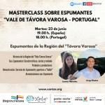 MASTERCLASS SOBRE ESPUMANTE DEL VALE DO VAROSA