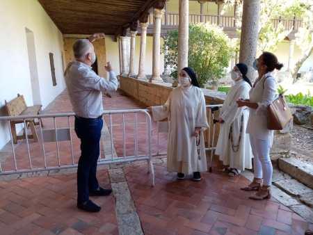 monasterio del Sancti Spiritus de Toro