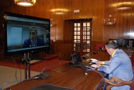 Diputación de Zamora participará en la ampliación de la cobertura de Internet en la provincia