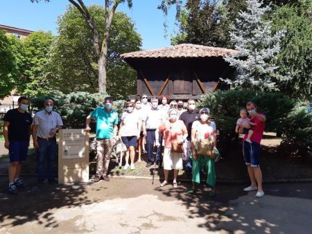 Hórreo Parque de los Reyes
