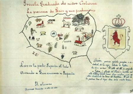 Libro escolar 1947-Riaño
