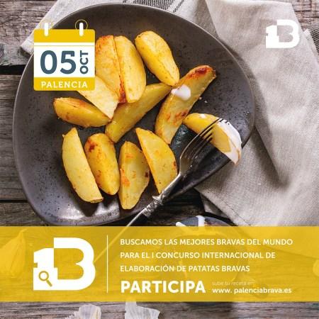 I concurso internacional de elaboración de patatas bravas