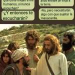 jesus y mascarillas