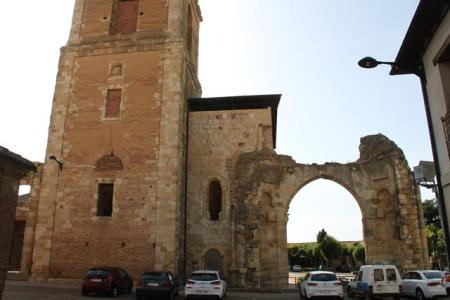 monasterio real de San Benito de Sahagún