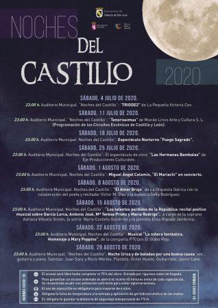 noches del castillo
