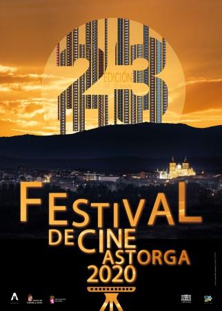 cártel festival de cine de astorga