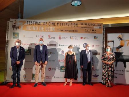 séptima edición del Festival de Cine y Televisión Reino de León.