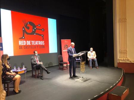 programación de la Red de Teatros de Castilla y León